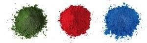 Zeep kleurstoffen gietzeep poeder