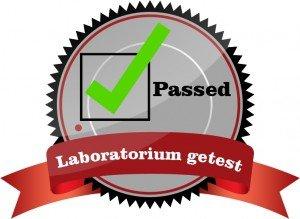 Gietzeep groothandel laboratorium getest