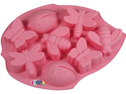 Soap molds silicone rubber