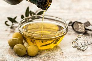 Parfum gietzeep Oil and care