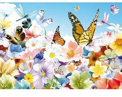 Geurolie 1000 bloemen