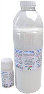 Vloeibare siliconen rubber / vloeibaar siliconen 1 kilo