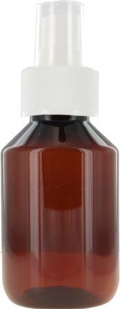 100 ml lege bruine spray fles mist sprayer
