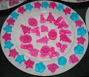 Gemaakt met kleurstof op waterbasis